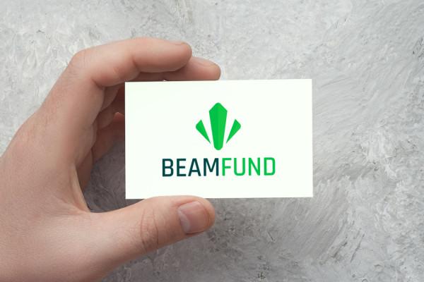 Sample branding #1 for Beamfund