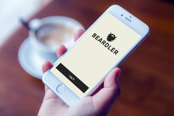 Sample branding #2 for Beardler
