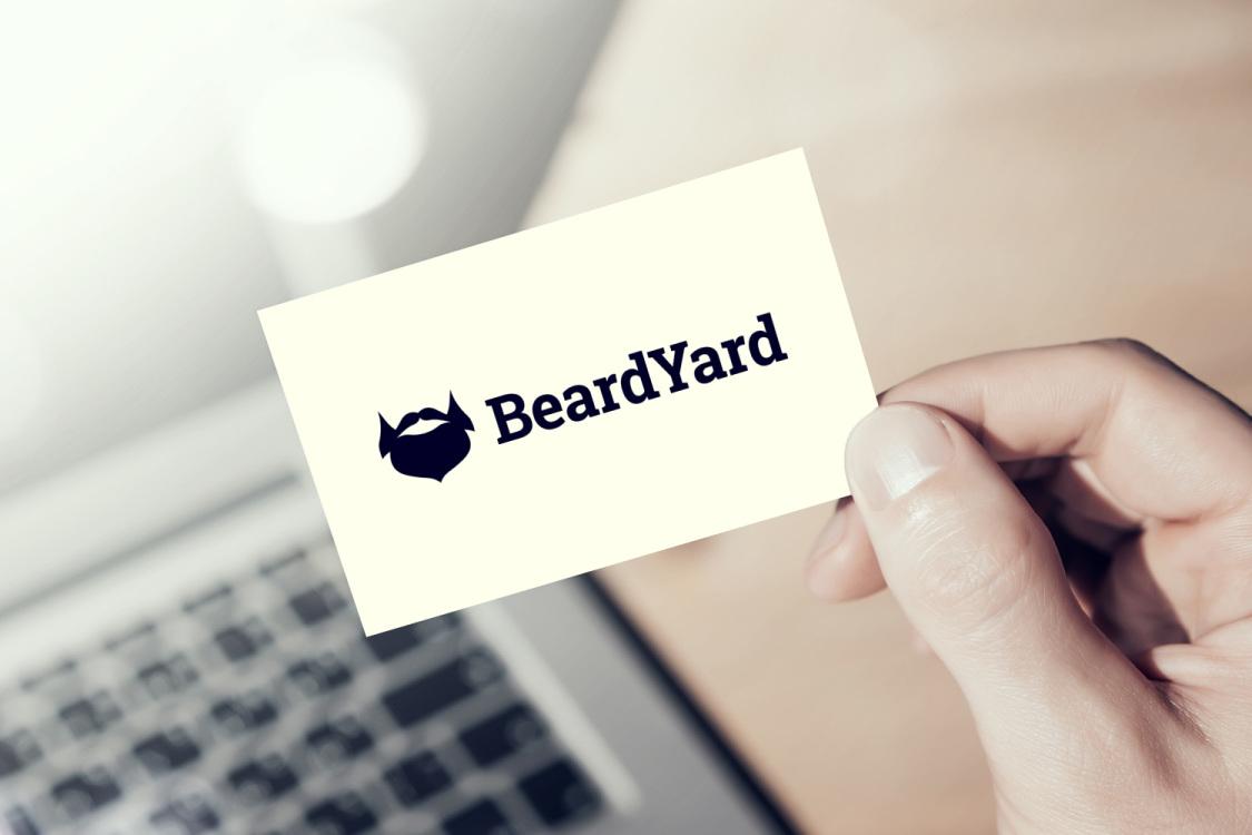 Sample branding #2 for Beardyard