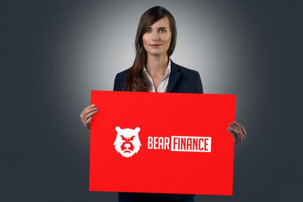 Sample branding #3 for Bearfinance