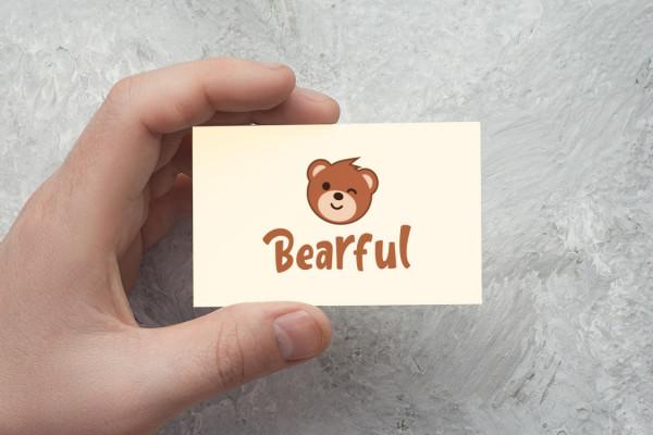 Sample branding #2 for Bearful