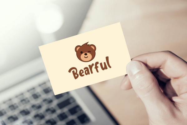Sample branding #1 for Bearful