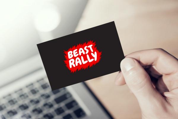 Sample branding #3 for Beastrally