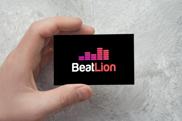 Sample branding #3 for Beatlion
