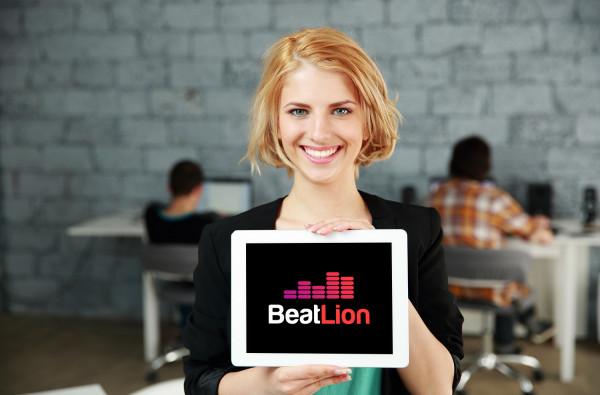 Sample branding #2 for Beatlion