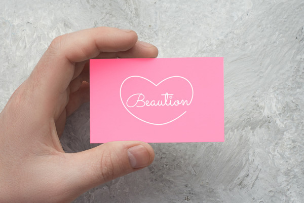 Sample branding #1 for Beaution