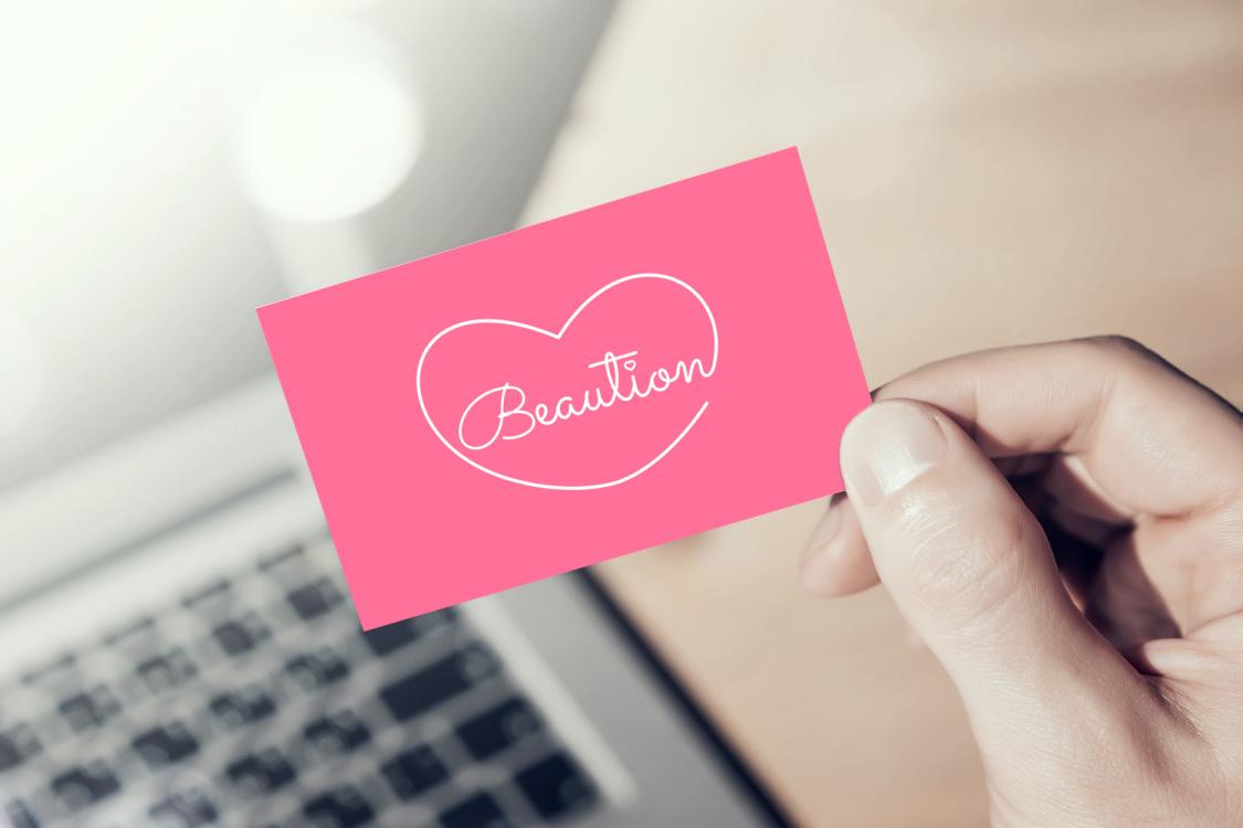 Sample branding #3 for Beaution