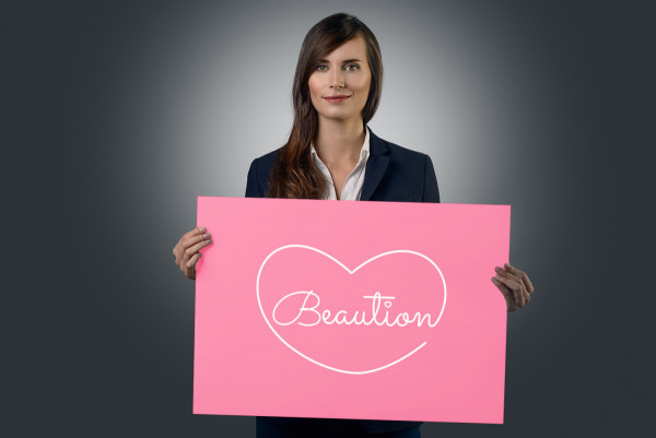 Sample branding #3 for Beaution