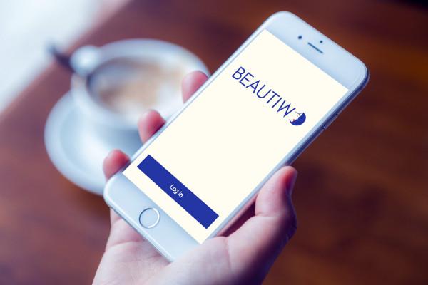 Sample branding #3 for Beautiwo