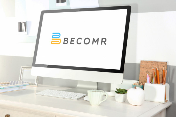 Sample branding #1 for Becomr