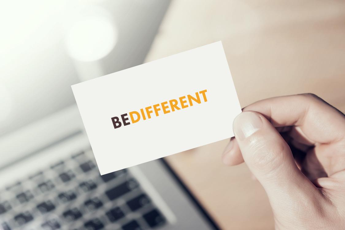 Sample branding #1 for Bedifferent