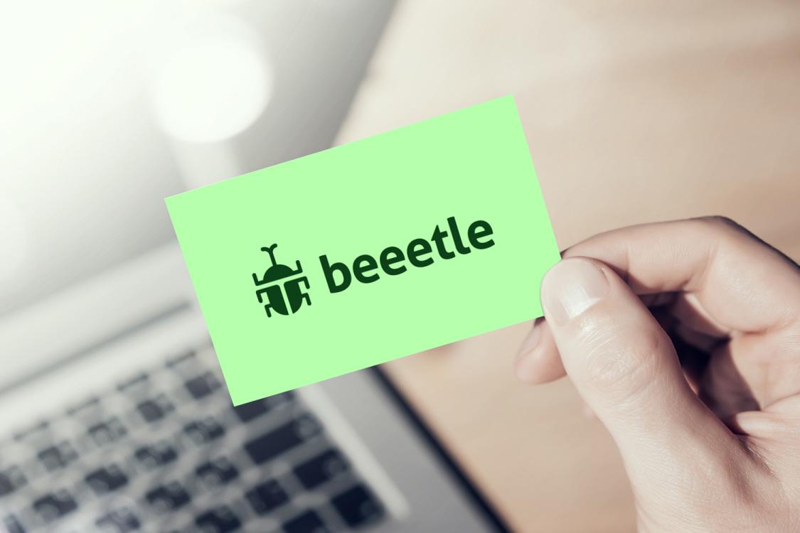 Sample branding #3 for Beeetle