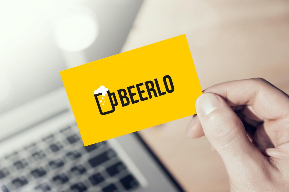 Sample branding #1 for Beerlo