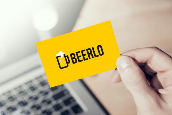 Sample branding #2 for Beerlo