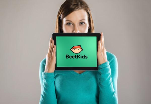 Sample branding #1 for Beetkids