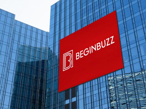 Sample branding #3 for Beginbuzz