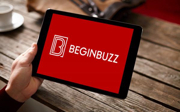 Sample branding #1 for Beginbuzz