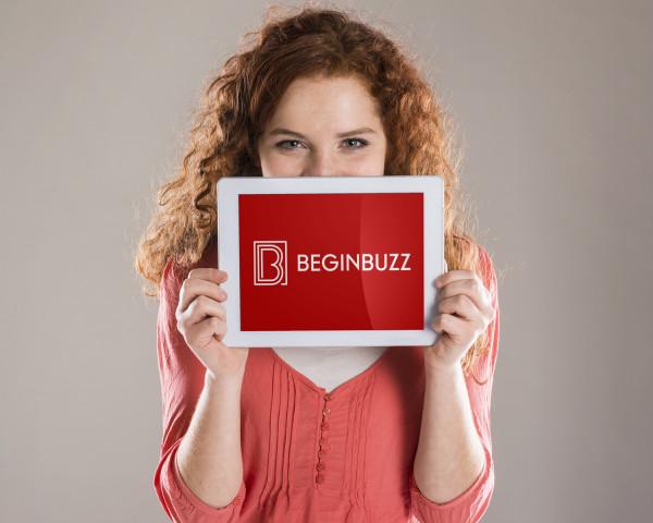 Sample branding #2 for Beginbuzz