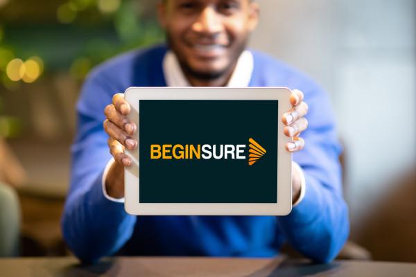 Sample branding #3 for Beginsure