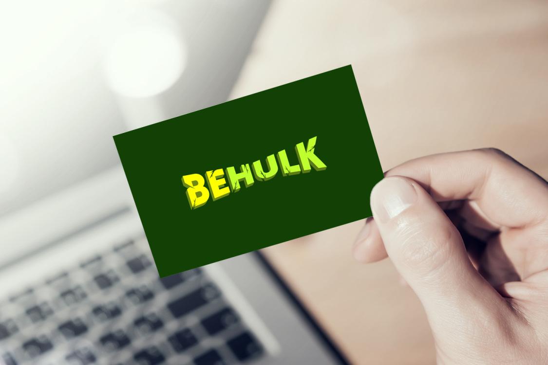 Sample branding #1 for Behulk