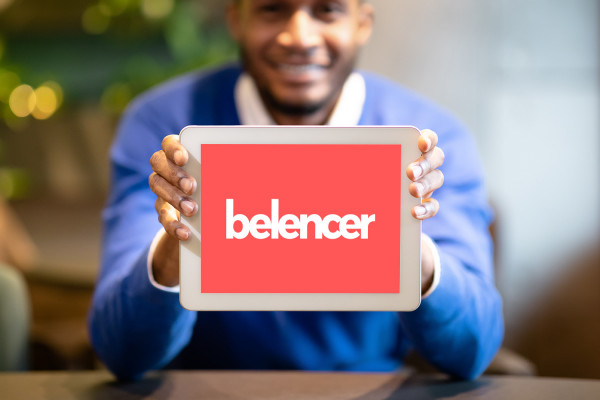 Sample branding #3 for Belencer
