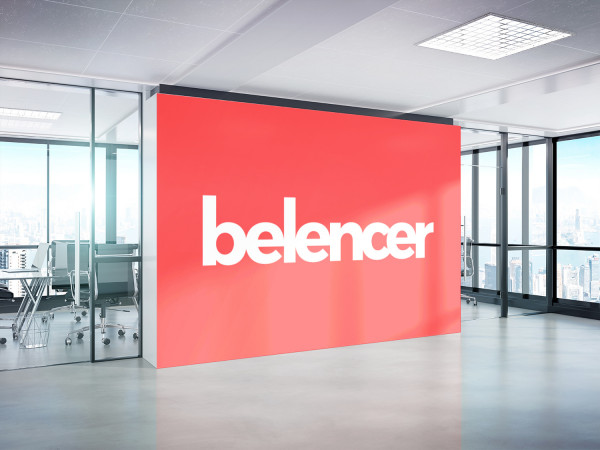 Sample branding #1 for Belencer