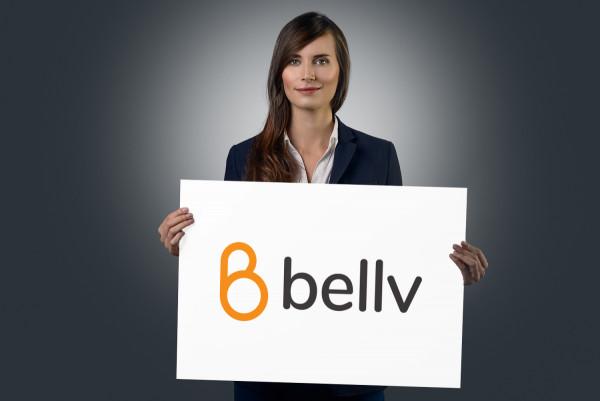 Sample branding #2 for Bellv