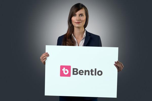 Sample branding #1 for Bentlo