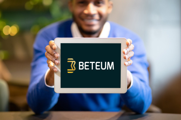Sample branding #1 for Beteum