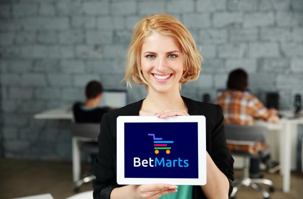 Sample branding #2 for Betmarts
