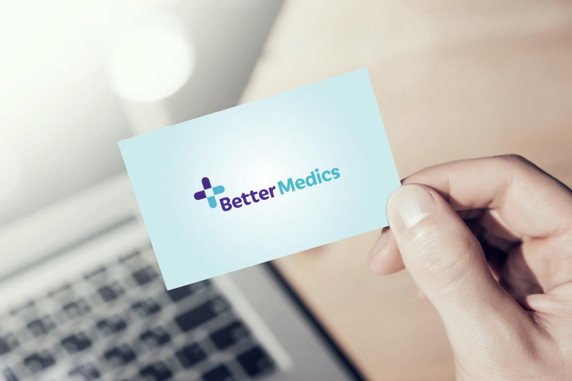 Sample branding #1 for Bettermedics