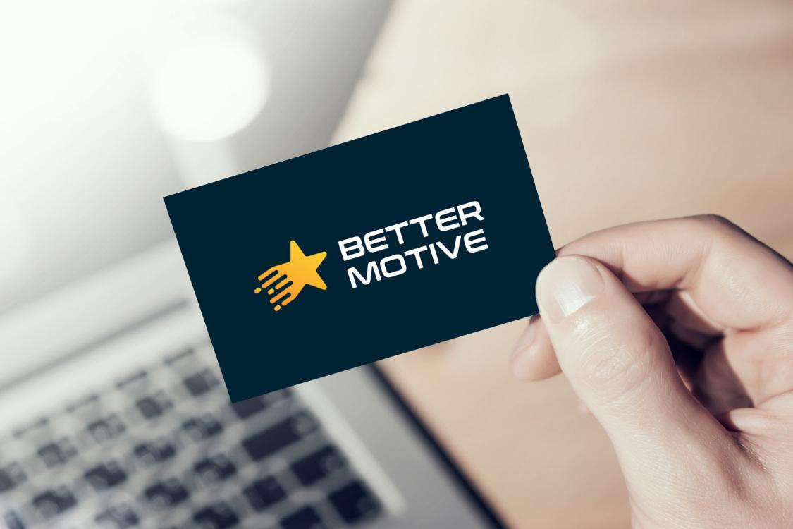 Sample branding #1 for Bettermotive
