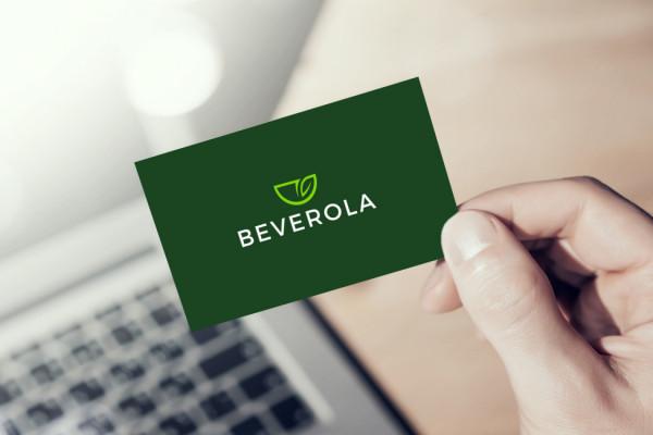 Sample branding #1 for Beverola