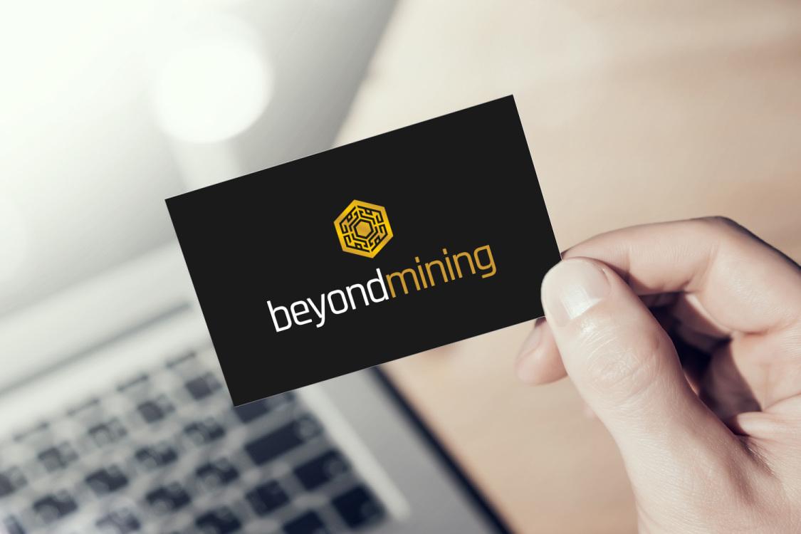 Sample branding #1 for Beyondmining