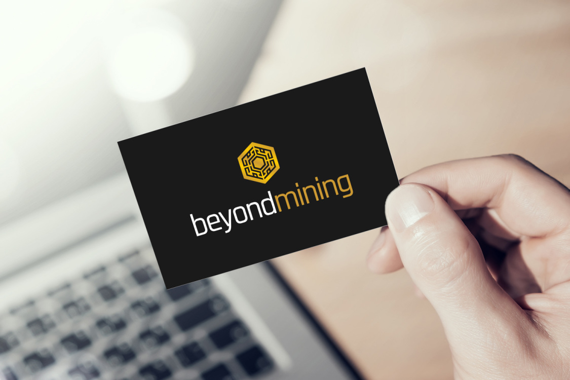 Sample branding #1 for Beyondmining