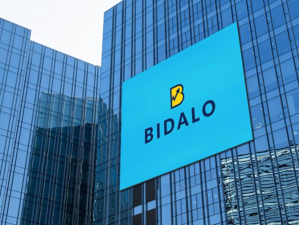 Sample branding #1 for Bidalo