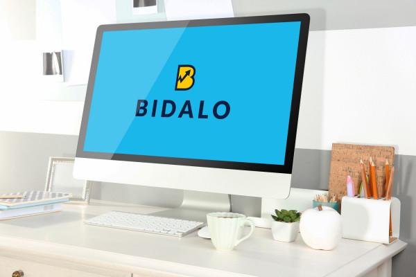 Sample branding #2 for Bidalo