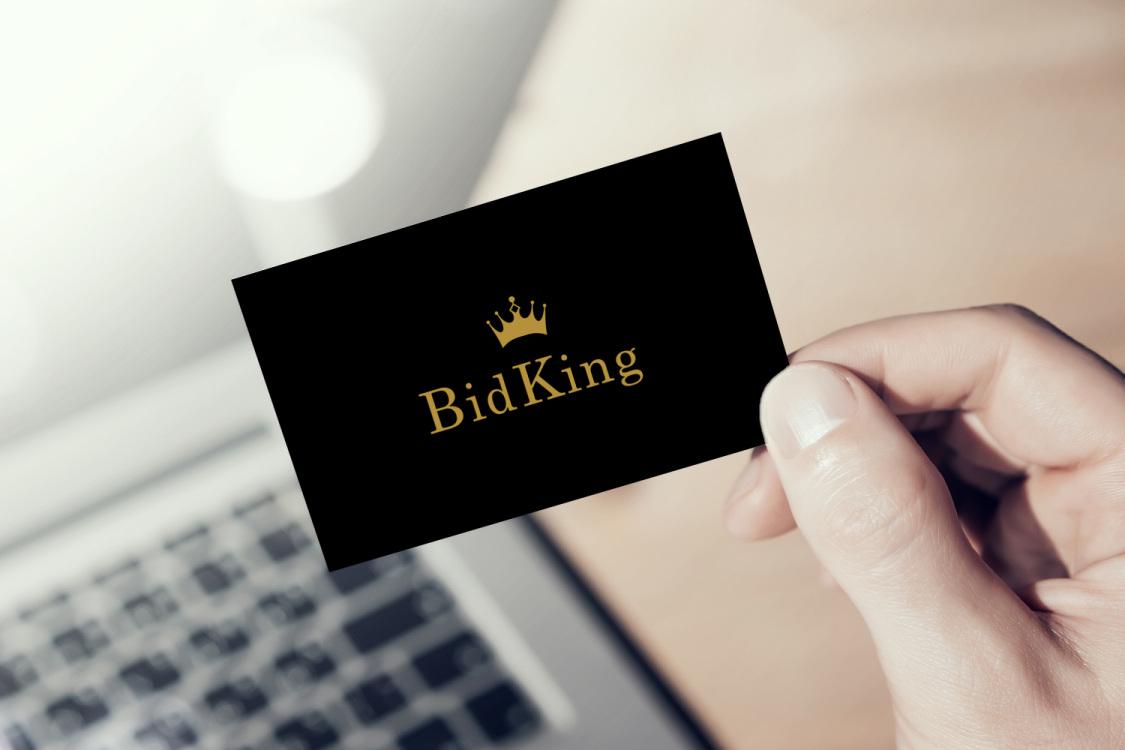 Sample branding #1 for Bidking