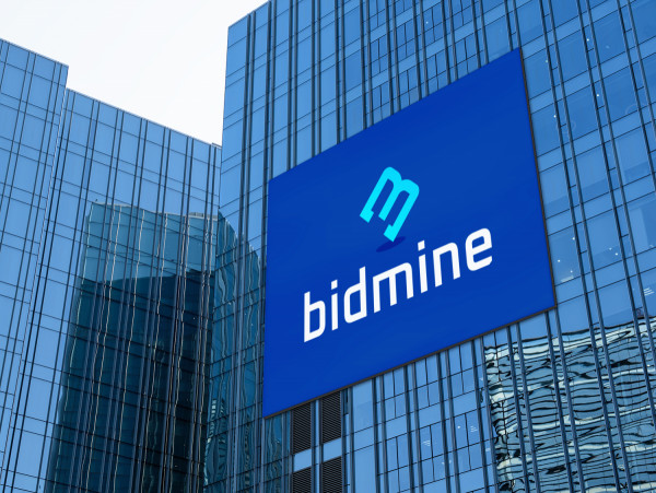 Sample branding #1 for Bidmine