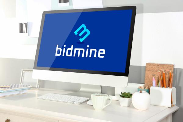 Sample branding #3 for Bidmine
