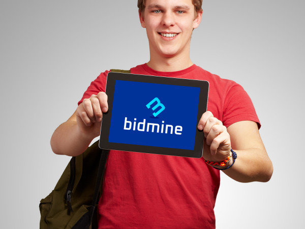 Sample branding #2 for Bidmine