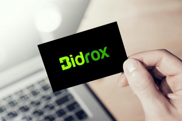 Sample branding #2 for Bidrox