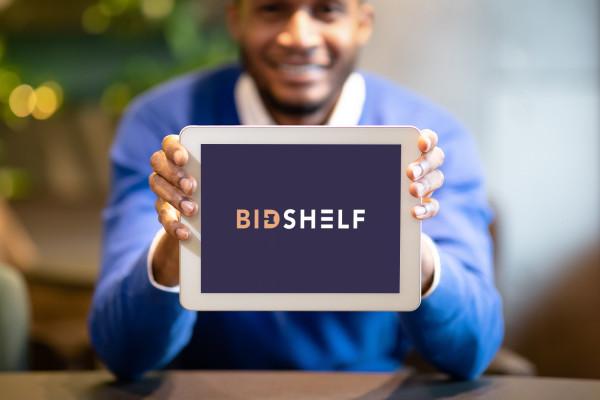 Sample branding #3 for Bidshelf