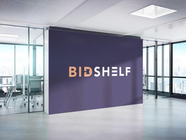 Sample branding #1 for Bidshelf