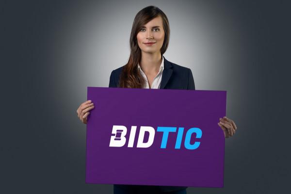 Sample branding #3 for Bidtic