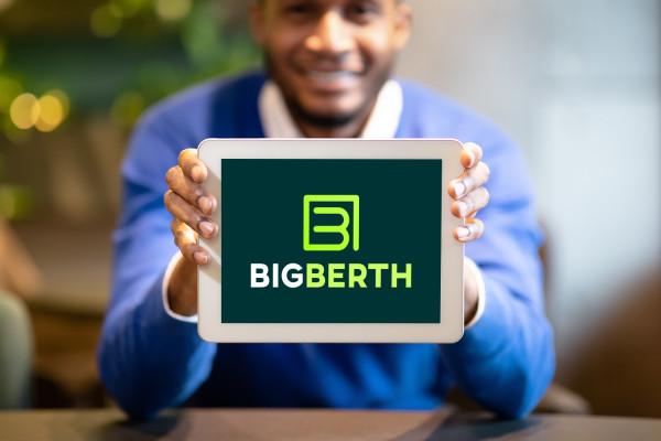 Sample branding #2 for Bigberth