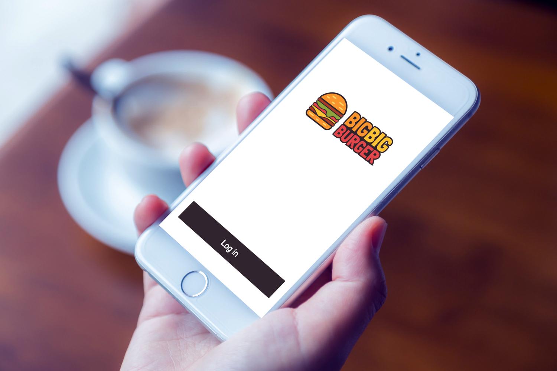 Sample branding #2 for Bigbigburger