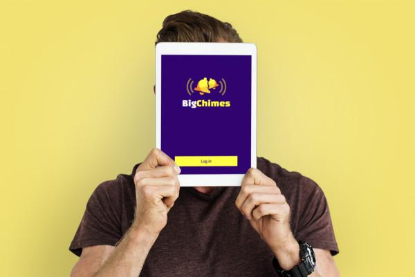 Sample branding #2 for Bigchimes