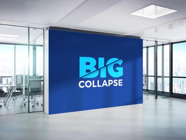 Sample branding #1 for Bigcollapse