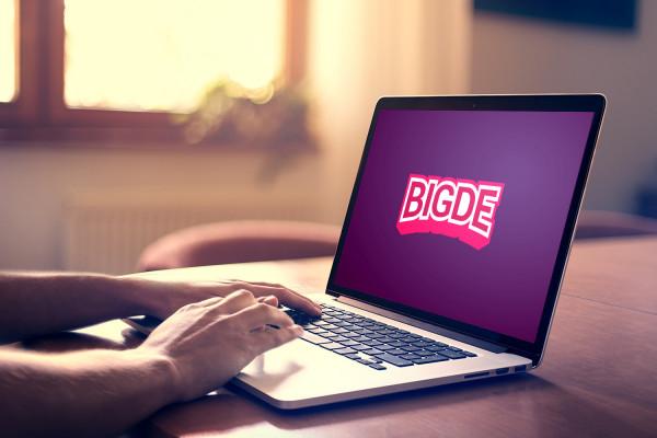 Sample branding #1 for Bigde